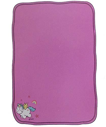 NICI Theodor & Friends Couverture douillette pour bébés et enfants en bas âge 100 % polyester 70 x 100 cm