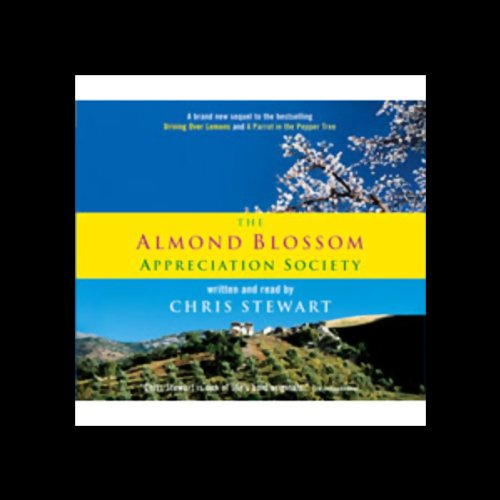 The Almond Blossom Appreciation Society audiobook cover art