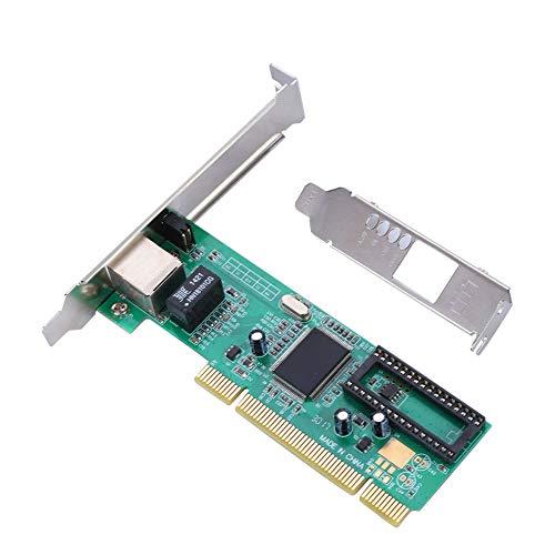 Tosuny 10100 1000Mbit s Gigabit Ethernet PCI Express PCIE NetzwerkadapterNetzwerkkarteEthernet Karte fur Windows 7810 Linux