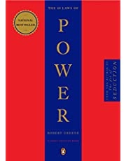 The 48 Laws of Power by Robert Greene - Paperback