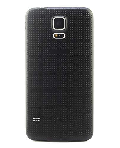 CXMALL - Carcasa de Repuesto para Samsung Galaxy S5 i9600 (con Junta de Goma...