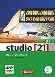 Studio 21 B1.2 libro de curso (Incluye CD): Deutschbuch B1.2 mit DVD-Rom