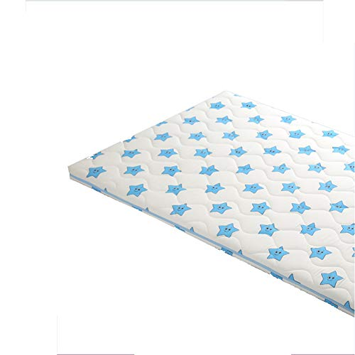 Find Discount HBIAO Baby Mattress, Coconut Mattress Anti-Mite Waterproof Breathable Liner Latex Matt...