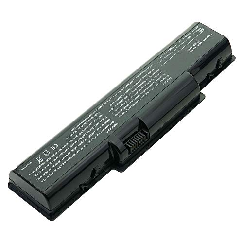 BattPit Battery for Acer AS07A31 AS07A41 AS07A51 AS07A71 AS07A72 AS07A75 Aspire 4720Z 4736Z 4740 4920 4935 4935G 5332 5335 5535 5536 5536G 5542 5542G 5735 5735Z 5738 5738Z 5740 [6-Cell/4400mAh/49Wh]