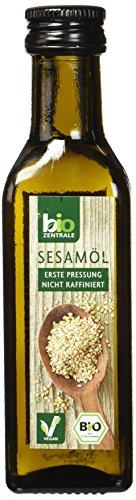 biozentrale Sesam-Öl, 100 ml