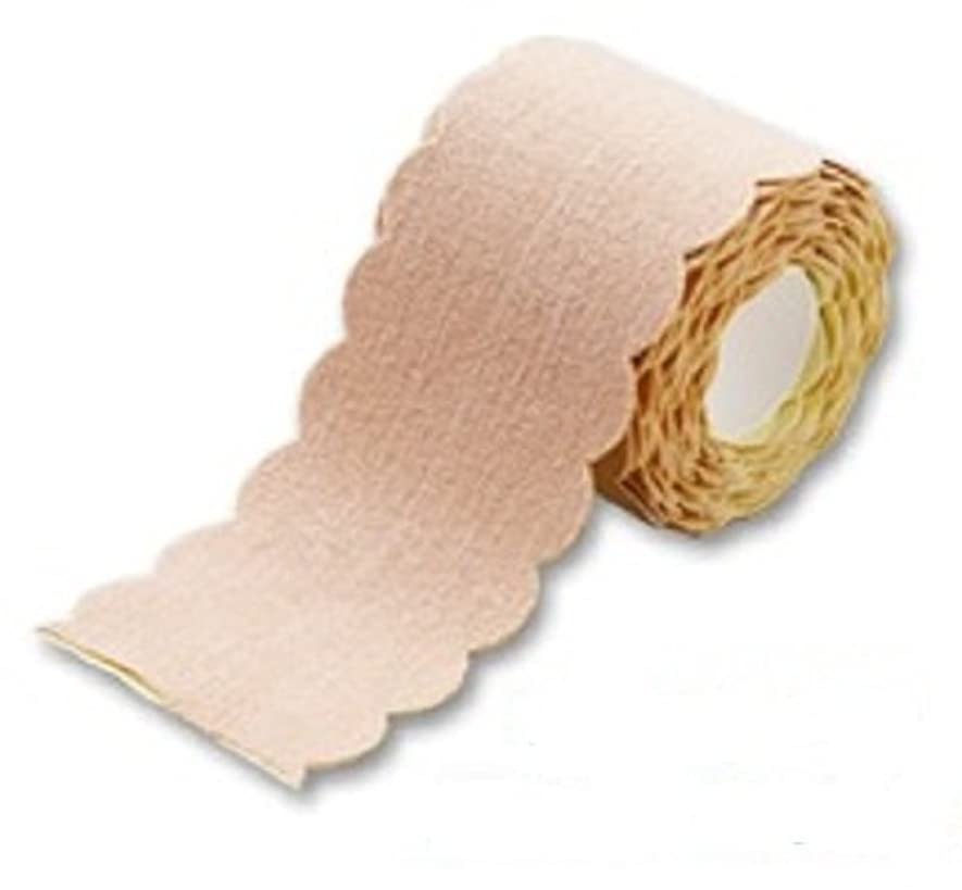 擬人出席優しさ汗取りパッド ワキに直接貼る汗とりシート ロールタイプ 3m 直接貼るからズレない?汗シート