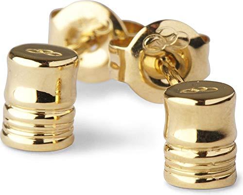 LINKS OF LONDON Ladies Allsorts Yellow Gold Vermeil Stud Earrings RRP250 NEW