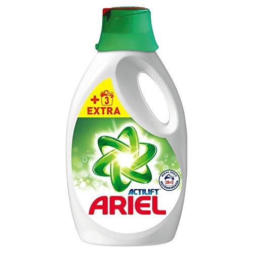 Ariel - Actilift - Detergente líquido para lavadora - 2015 ml - [pack de 2]