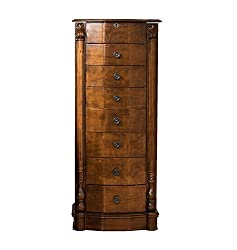 The Best Jewelry Armoire Guide | Mayberry Health and Home
