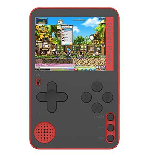 N/A/ Console de videogame portátil ultrafino, console de videogame portátil, retrô, console de videogame