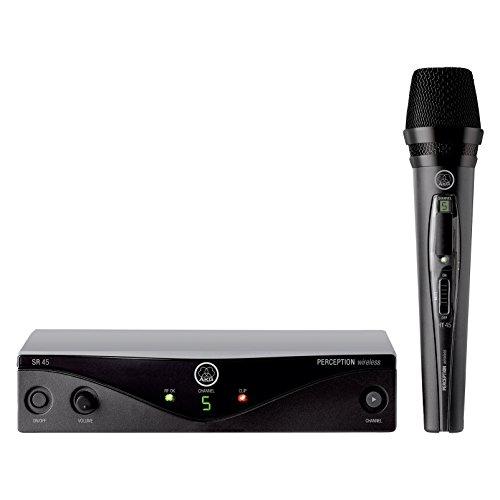 AKG AKGPW45VSETISM Drahtlos Mikrofonsystem für Gesang/Sprache