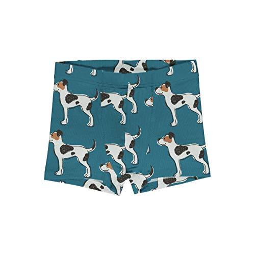 Maxomorra Boy Boxer Shorts Farmdog 110/116