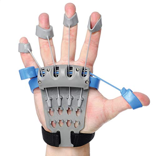Product Image of the Clinically Fit Inc. XTENSORBLUE Blue Xtensor Hand Exerciser
