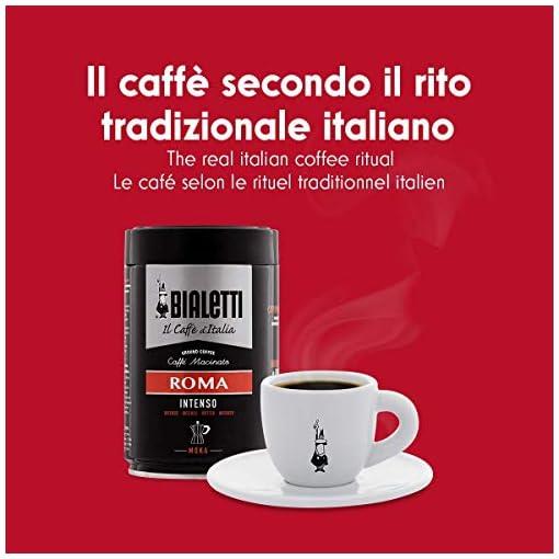 Bialetti Moka Express Aluminium Stovetop Coffee Maker (3 Cup)