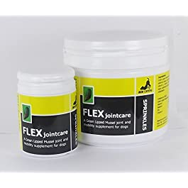 Flex Sprinkle – Ultimate Green Lipped Mussel Joint Care for Dogs (250gm)