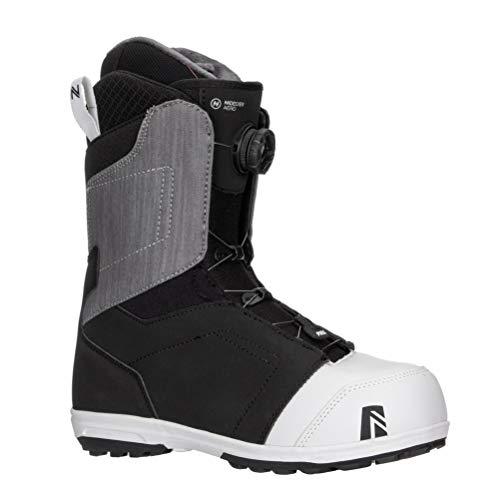 Nidecker - Boots De Snowboard Aero Boa Homme Gris - Homme - Taille 42 - Gris
