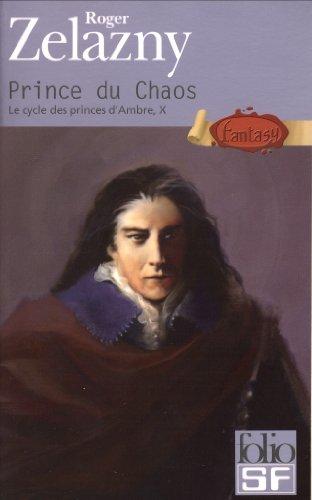 Le Cycle des princes d'Ambre, tome 10