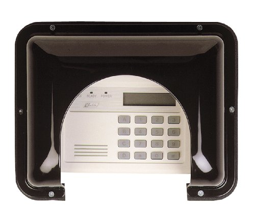 Safety Technology International, Inc. STI-7505 Bio Protector - Identification Reader Cover - Smoked Color, Polycarbonate Housing