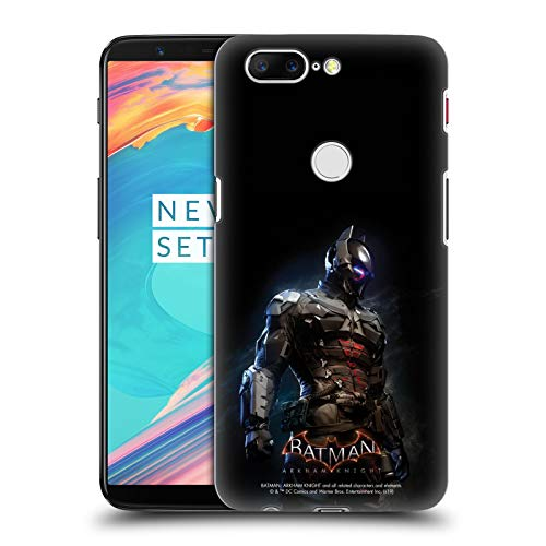 Official Batman: Arkham Knight Arkham Knight Characters Hard Back Case Compatible for OnePlus 5T