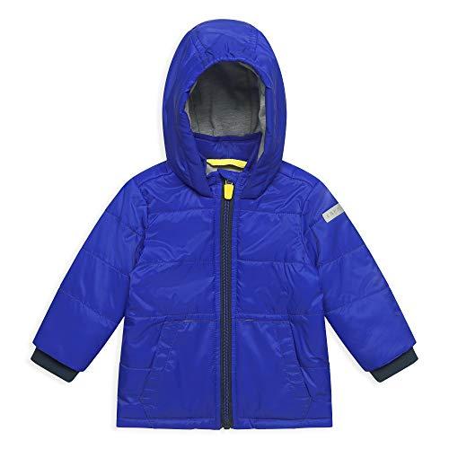 ESPRIT KIDS Baby-Jungen Rq4200212 Outdoor Jacket Jacke, Mehrfarbig (Infinity Blue 422), (Herstellergröße: 86)