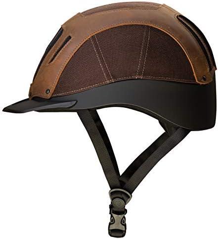 Troxel Sierra Black Western Equestrian Helmet