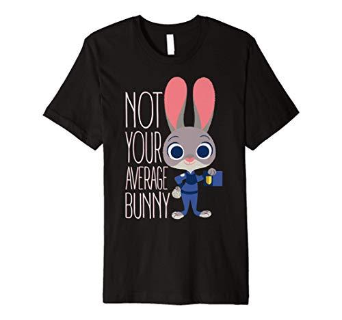 Disney Zootopia Judy Hopps Average Bunny Premium T-Shirt