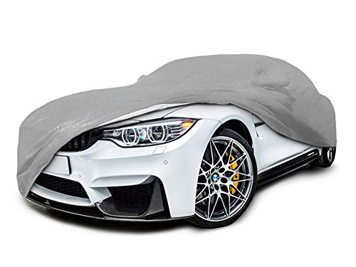 CarsCover Custom Fit 2007-2019 BMW M3 320i 328i 328d 330i 330e 335i 340i Car Cover Heavy Duty All Weatherproof Ultrashield 320 328 330 335 340