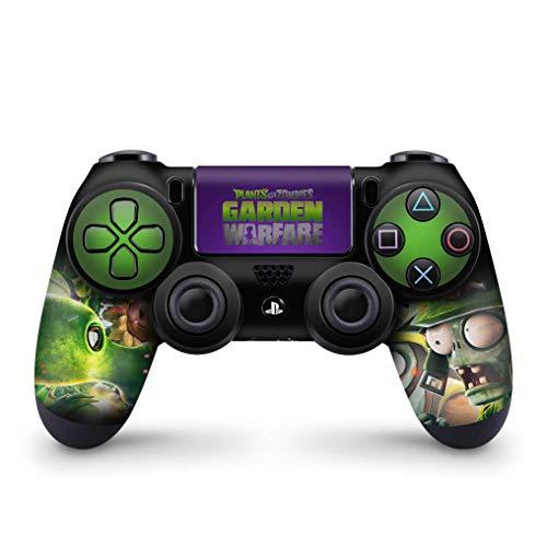 Skin Adesivo para PS4 Controle - Plants Vs Zombies Garden Warfare