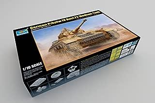 Trumpeter German Pzkpfw IV Ausf.F2 Medium Tank Model Kit