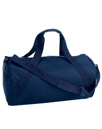 Liberty Bags Shoulder Strap Barrel Duffel Bag (8805) (Navy), One Size