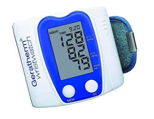 Geratherm wristwatch Digitales Handgelenk-Blutdruckmessgerät - blau