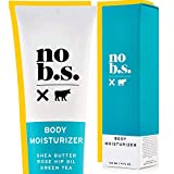 No B.S. Hand and Body Moisturizer l Ultra Hydrating Natural Body Lotion For Women and Men l...