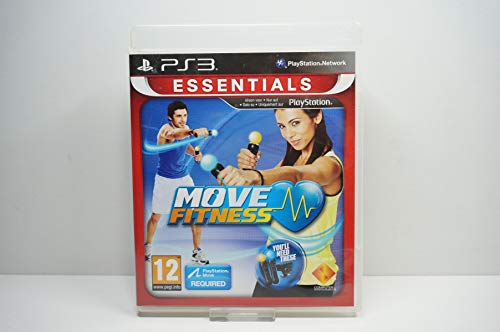 Move Fitness PS-3 ESSENTIALS PEGI Move erforderlich