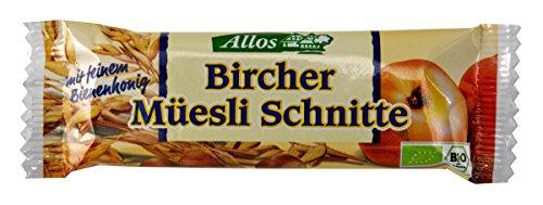Allos - Bio Bircher Müesli-Schnitte - 30g