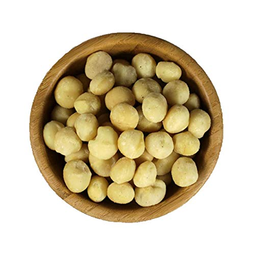 ecoterra Macadamianüsse ohne Schale | Macadamia Unbehandelt | Naturbelassen | Neue Ernte | Macadamia Kerne direkt von Produzenten