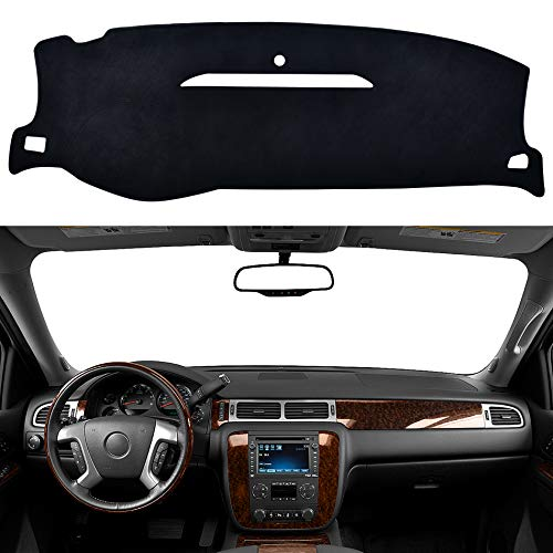 SPEEDWOW Dashboard Dash Board Cover Mat Carpet Compatible with 2007-2014