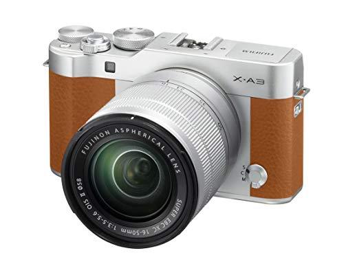 Fujifilm X-A3 CAMEL - Cámara EVIL de 24 MP (pantalla táctil de 3