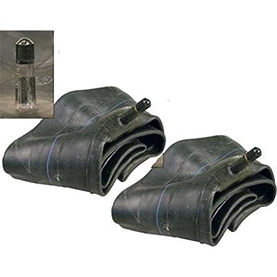 SET OF 2 (TWO) 15X6.00-6 Firestone Inner Tubes Tr 13 Rubber Valve Lawn Garden Mower Implement