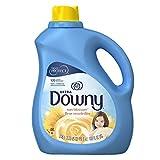 Downy Ultra Liquid Fabric Softener, Sun Blossom Scent, 3.06 L (120 Loads)
