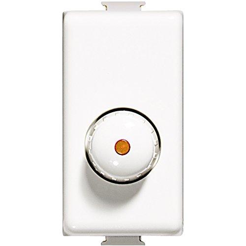 BTicino AM5706 Dimmer a manopola, 4,7 x 2,2 x 6,2 cm, Bianco