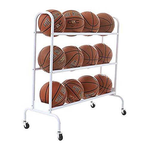 Soporte baloncesto Almacenamiento deportes pelota