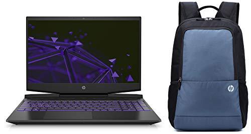 HP Pavilion Gaming 9th Gen Intel Core i5 Processor 15.6-inch FHD Gaming Laptop (8GB/1TB HDD/M.2...