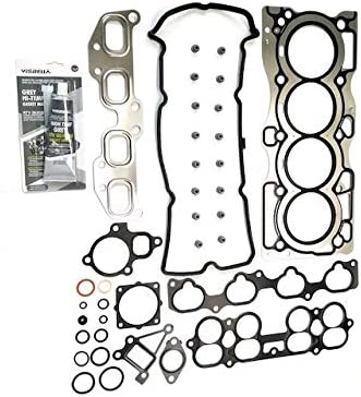 Head Gasket Set New color - Compatible 2002-2006 Altima Nissan 4-Door Oakland Mall with