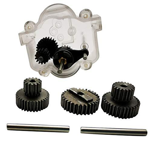 HSKB WPL Metallgetriebe DIY Upgrade Modifiziertes RC Auto Crawle Modell Spielzeug Zubehör Für B1 B24 B16 B36 C24 1/16 4WD 6WD Rc Auto