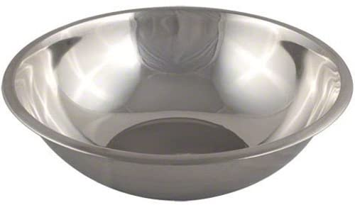 Ranking integrated 1st place American Metalcraft SSB1300 mart Stainless Steel Bowl 16