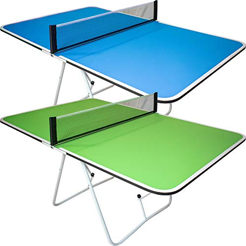 Butterfly Family Mini Ping Pong Table