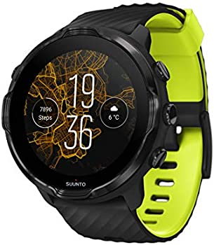 Suunto 7 GPS Sport Smartwatch with Wear OS by Google