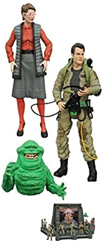 Ghostbusters Select Actionfiguren 18 cm Serie 3 Sortiment by Diamond Select