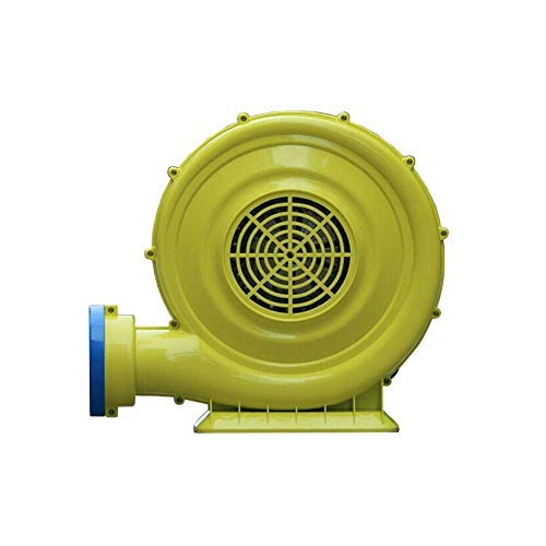 YANGSANJIN Opblaasbare Blower - Plastic Shell - Pomp Ventilator Opblaasbaar - voor Opblaasbare Bounce House, Jumper, Bouncy Castle, Blower.750W