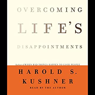 Overcoming Life's Disappointments audiobook cover art